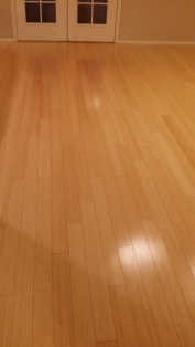 Clean wood floors by Elite